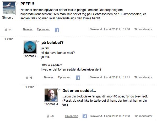 Ekstra Bladet - Caroline er stadig dansker